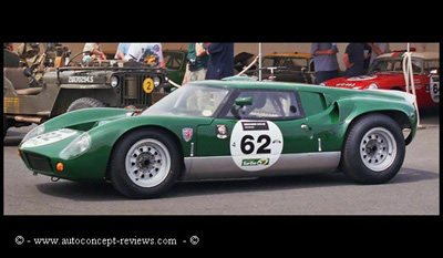 Lola Gt Mk Vi 1963