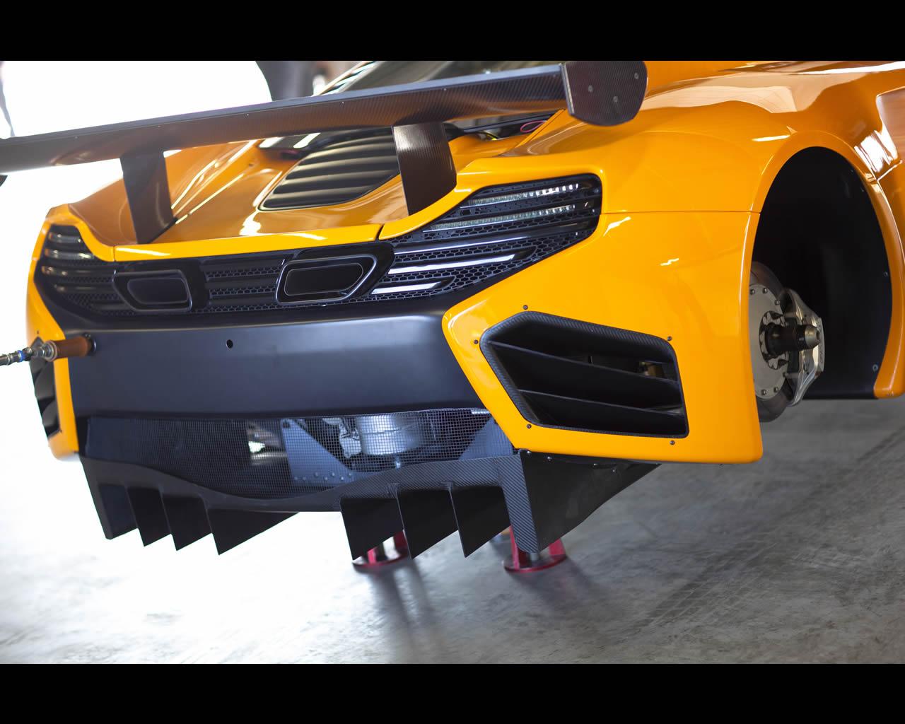 McLaren MP4-12C GT3 2011