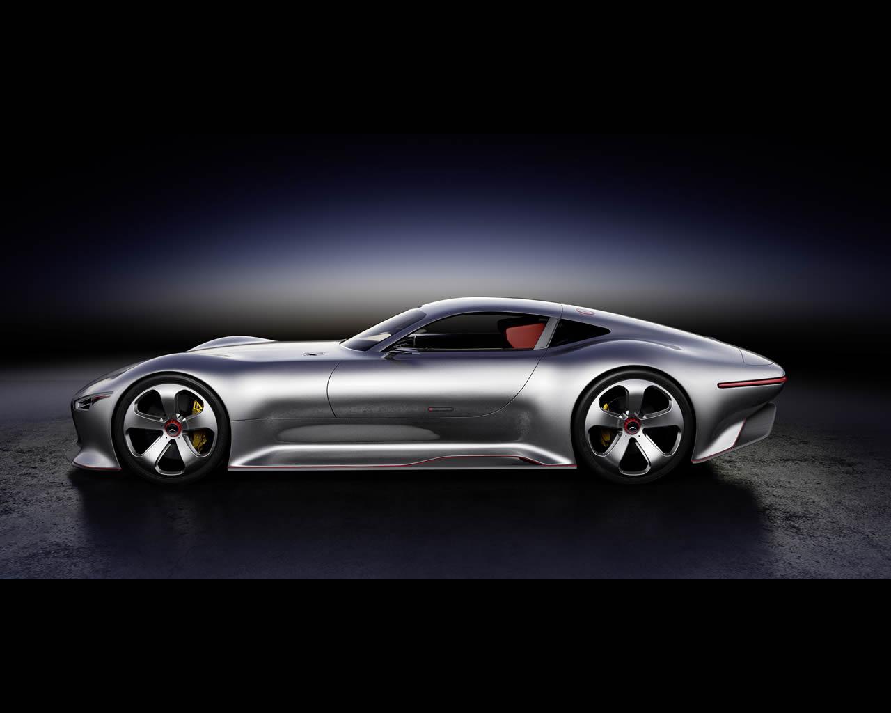 ... Mercedes Benz AMG Vision Gran Turismo ...