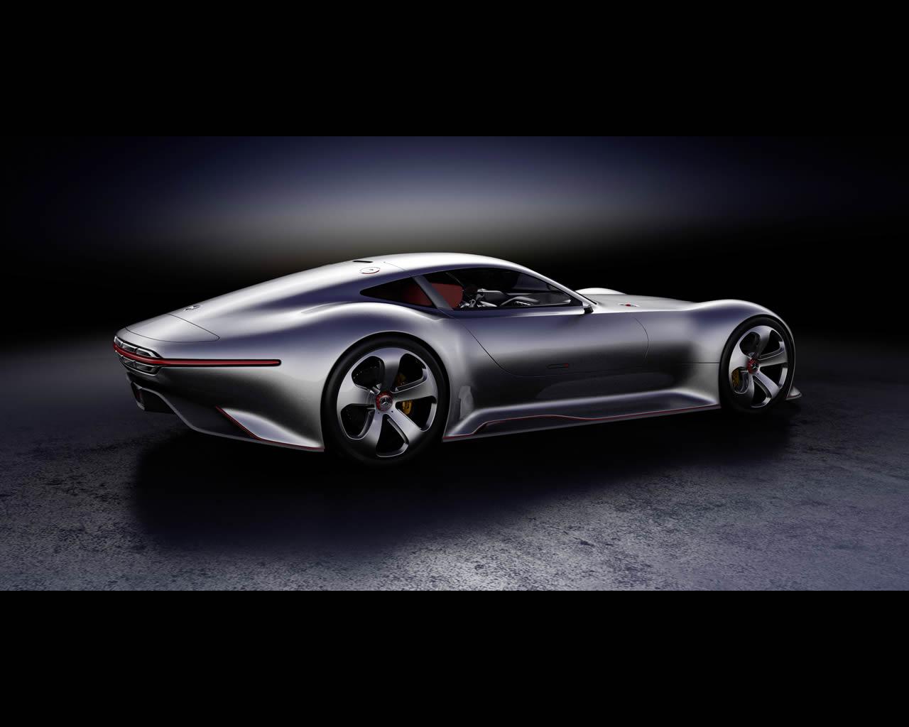 Charmant ... Mercedes Benz AMG Vision Gran Turismo