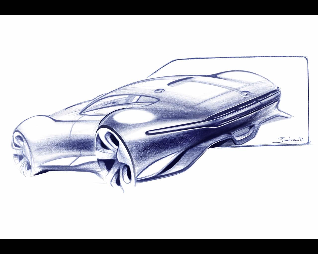 ... Mercedes Benz AMG Vision Gran Turismo