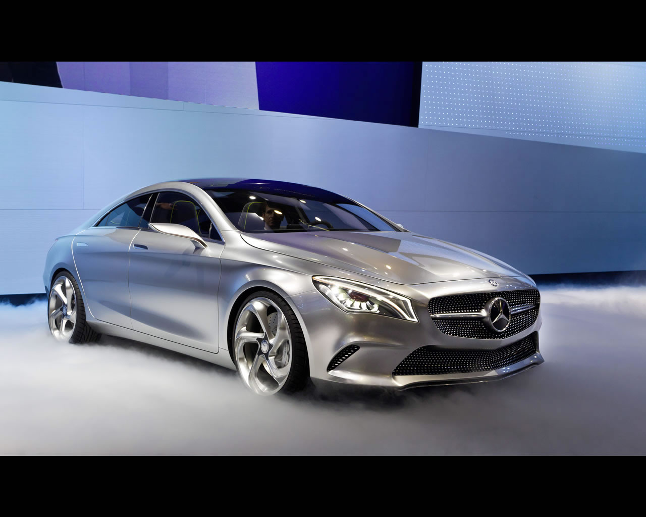 mercedes concept style coupe csc near production project. Black Bedroom Furniture Sets. Home Design Ideas