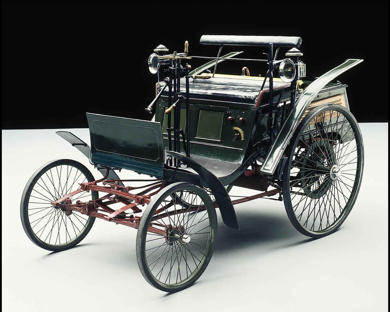 Unusual First Car Invention Contemporary - Classic Cars Ideas - boiq ...