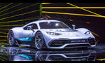 Mercedes AMG Project ONE 2017