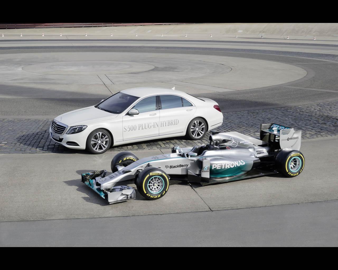 Mercedes benz s500 plug in hybrid 2014 for Mercedes benz hybrid models