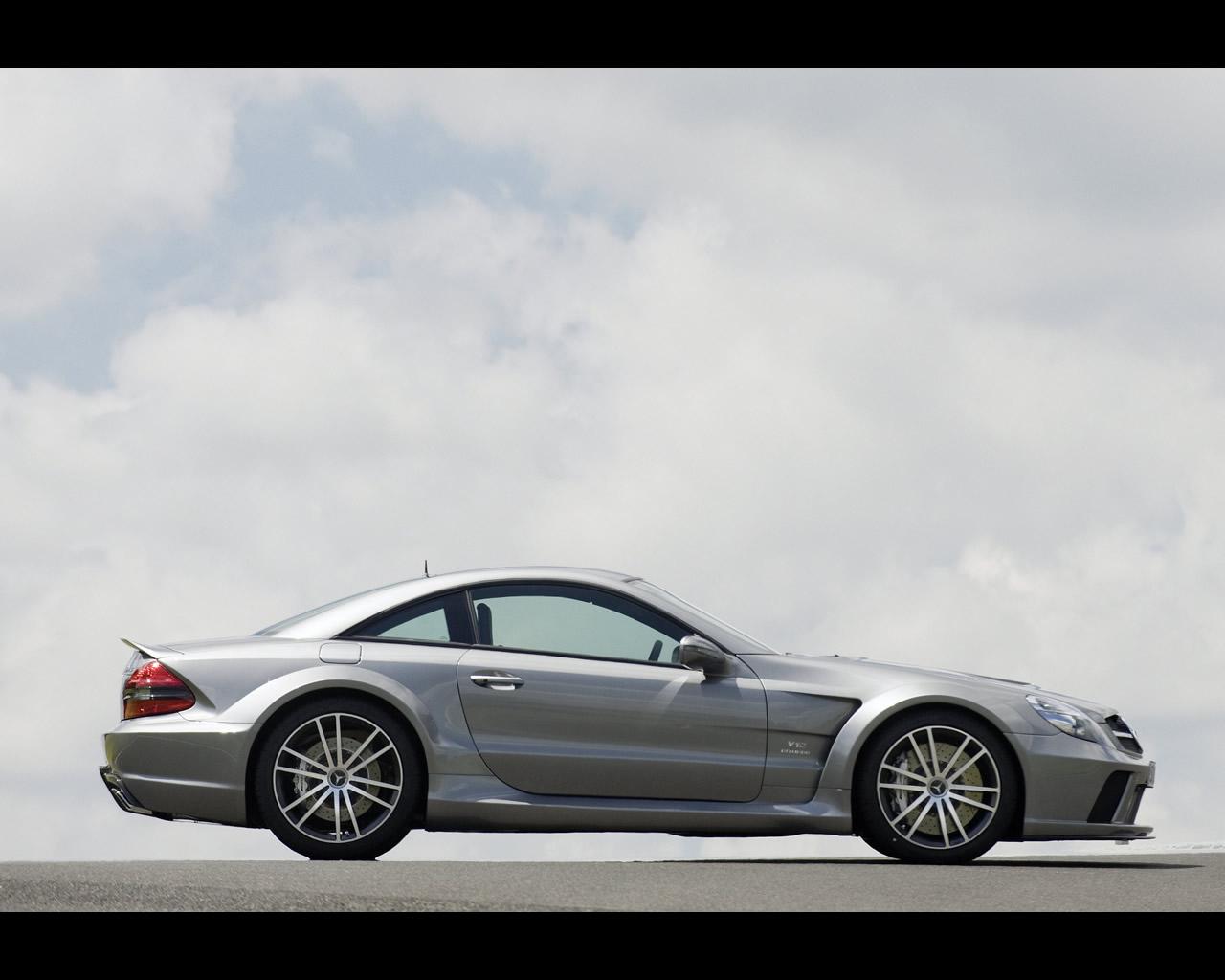 Mercedes benz amg sl65 black series for Mercedes benz sl65