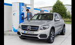 Mercedes-Benz GLC F-Cell Hydrogen Fuel Cell and Plug in Electric Preproduction Version 2017