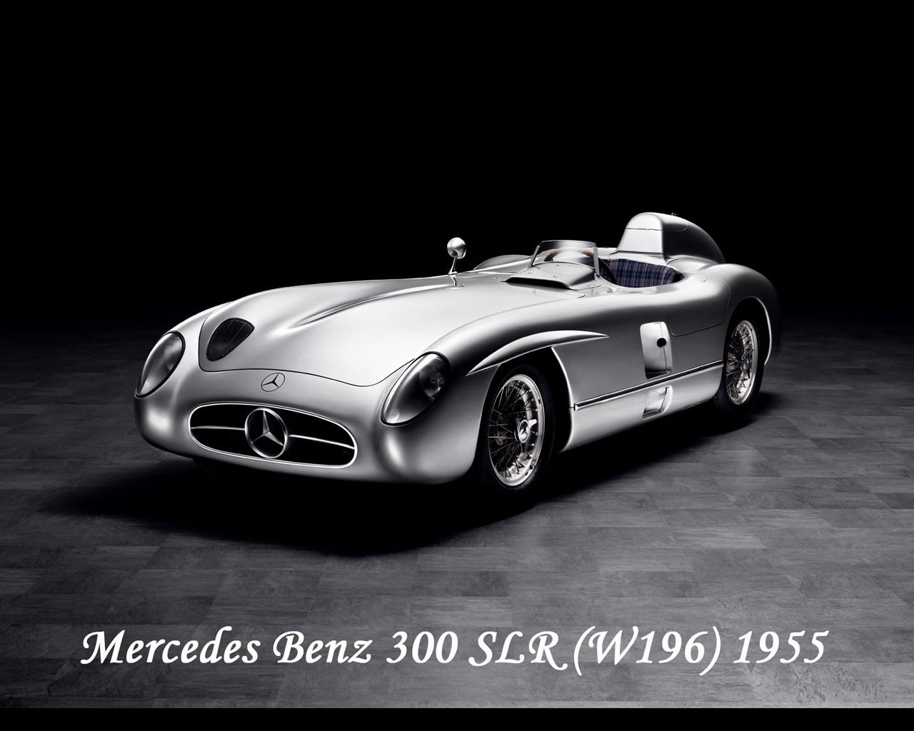 Mercedes benz mclaren slr stirling moss 2009 for Moss mercedes benz