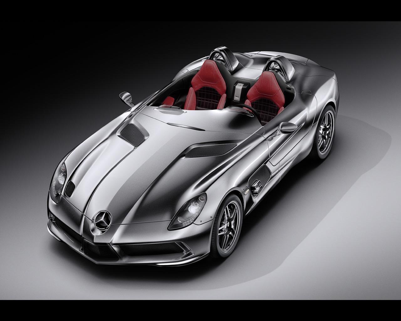 Mercedes benz mclaren slr stirling moss 2009 for 2009 mercedes benz slr mclaren