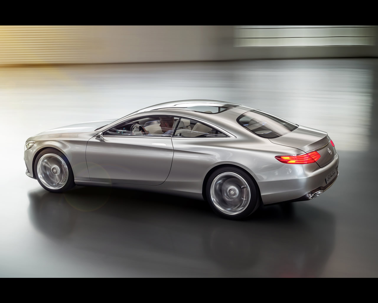 Mercedes benz concept s class coup 2013 for Mercedes benz coupe 2013
