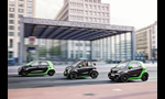 Smart Electric Drive 4th Generation Fortwo and Forfour 2016