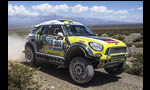 MINI ALL4 Racing - 2012, 2013, 2014 Dakar Winner