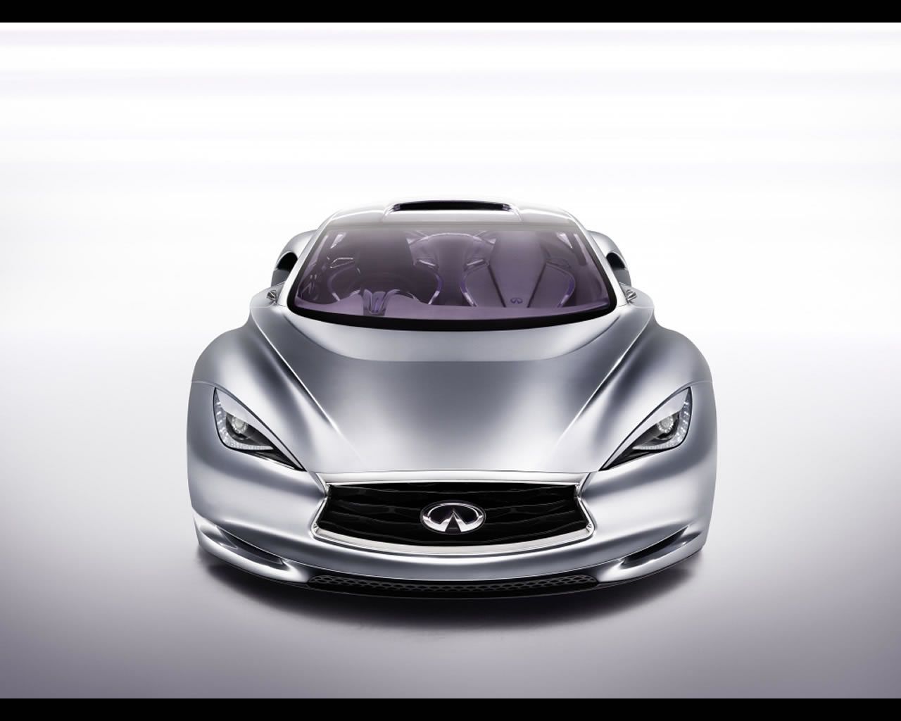 Infiniti Emerg E Range Extended Electric Sports Car Concept 2012