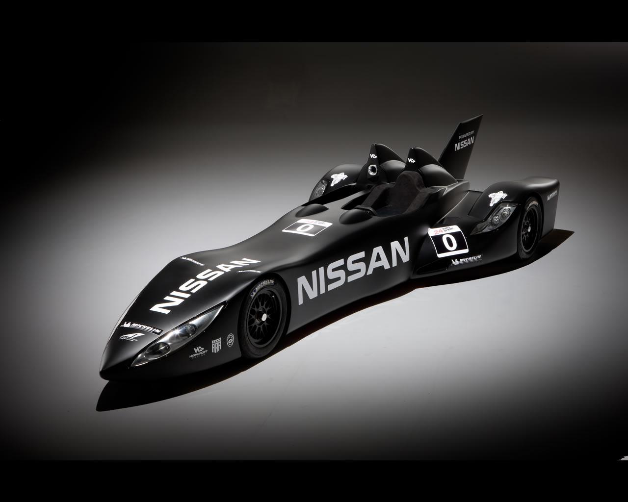 nissan deltawing racing prototype 2012. Black Bedroom Furniture Sets. Home Design Ideas