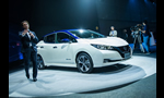 Nissan Leaf Electric Second Generation 2017