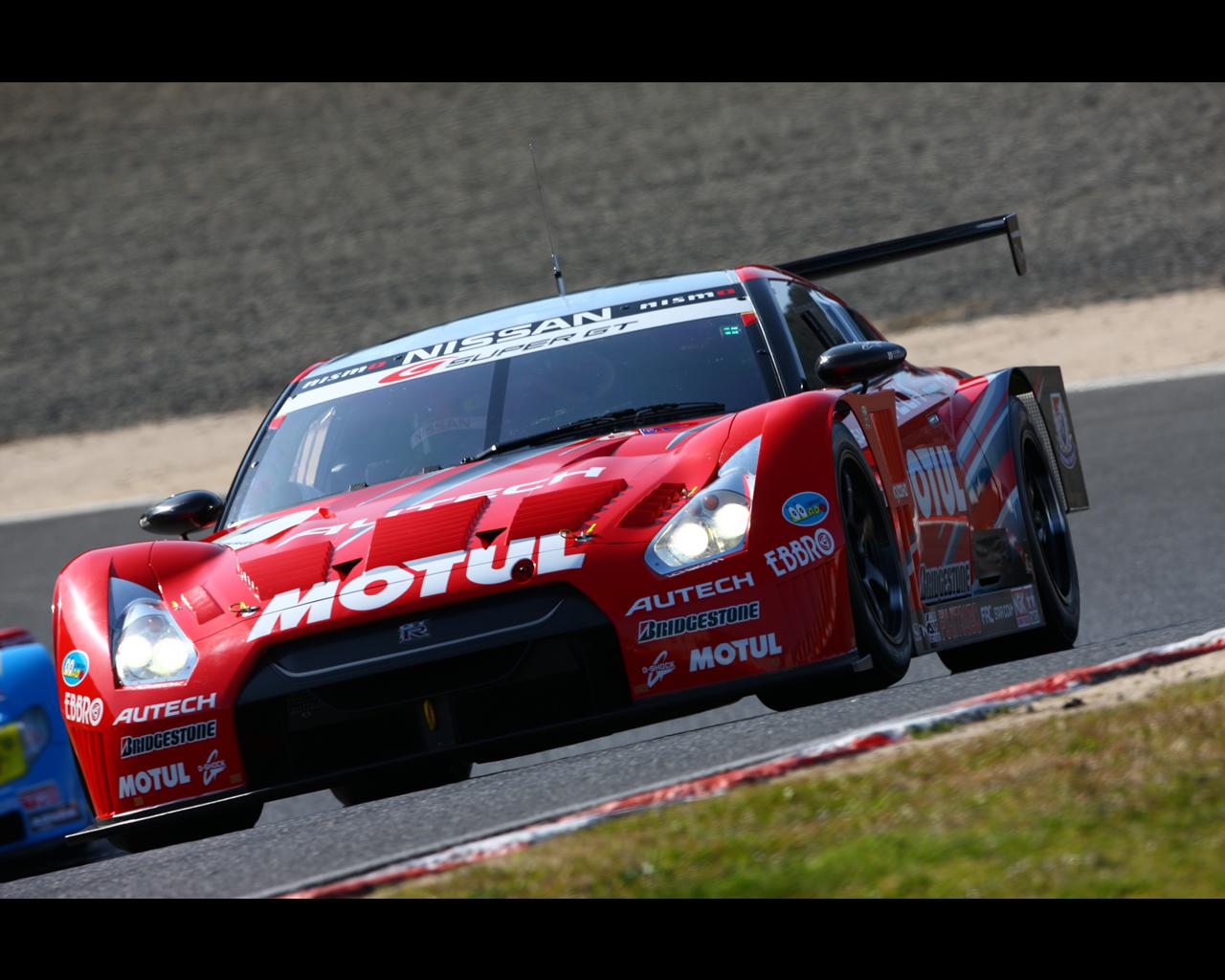 Nissan NISMO GTR SUPER GT500 2009
