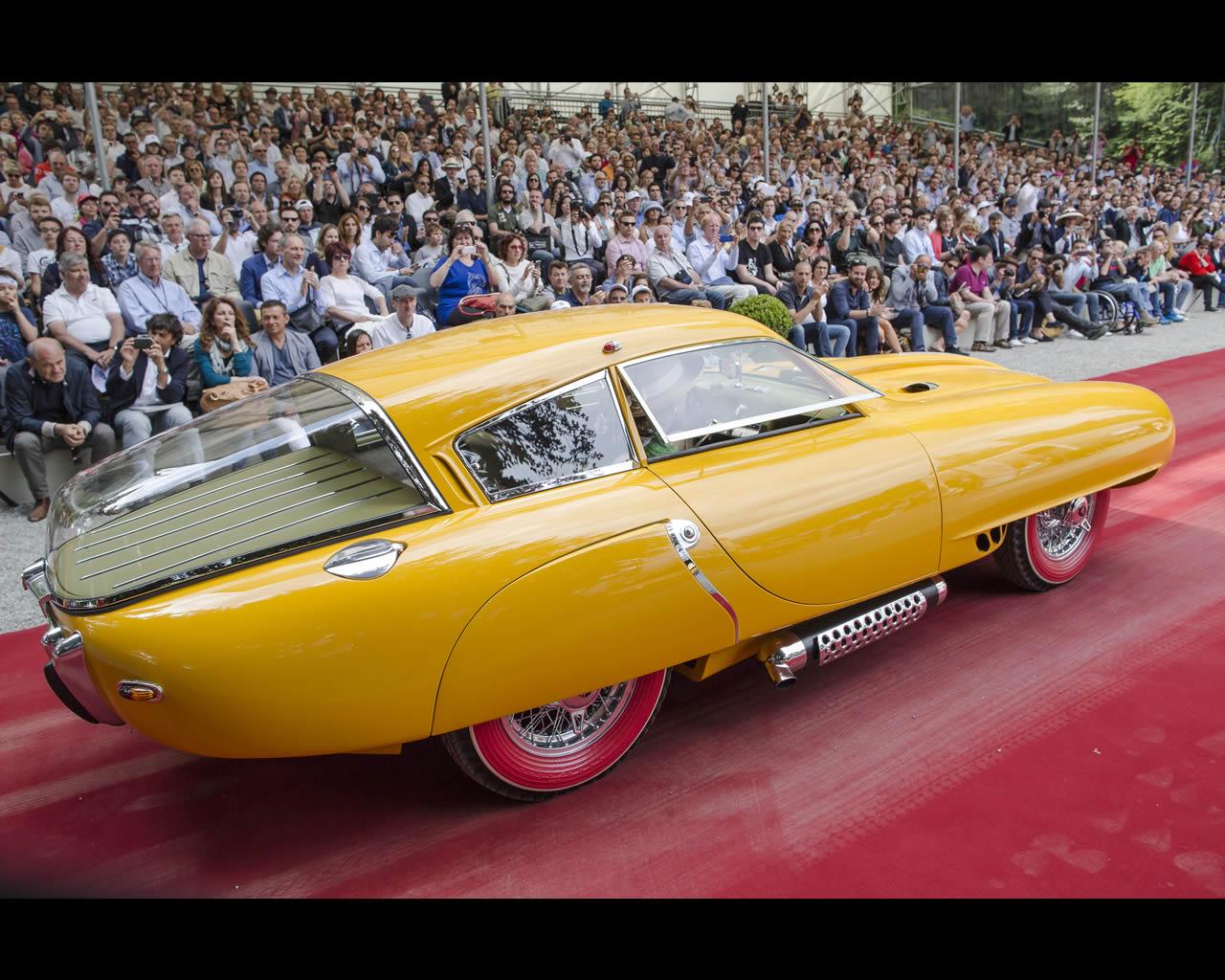 Pegaso Z102 Thrill Berlinetta Touring 1953