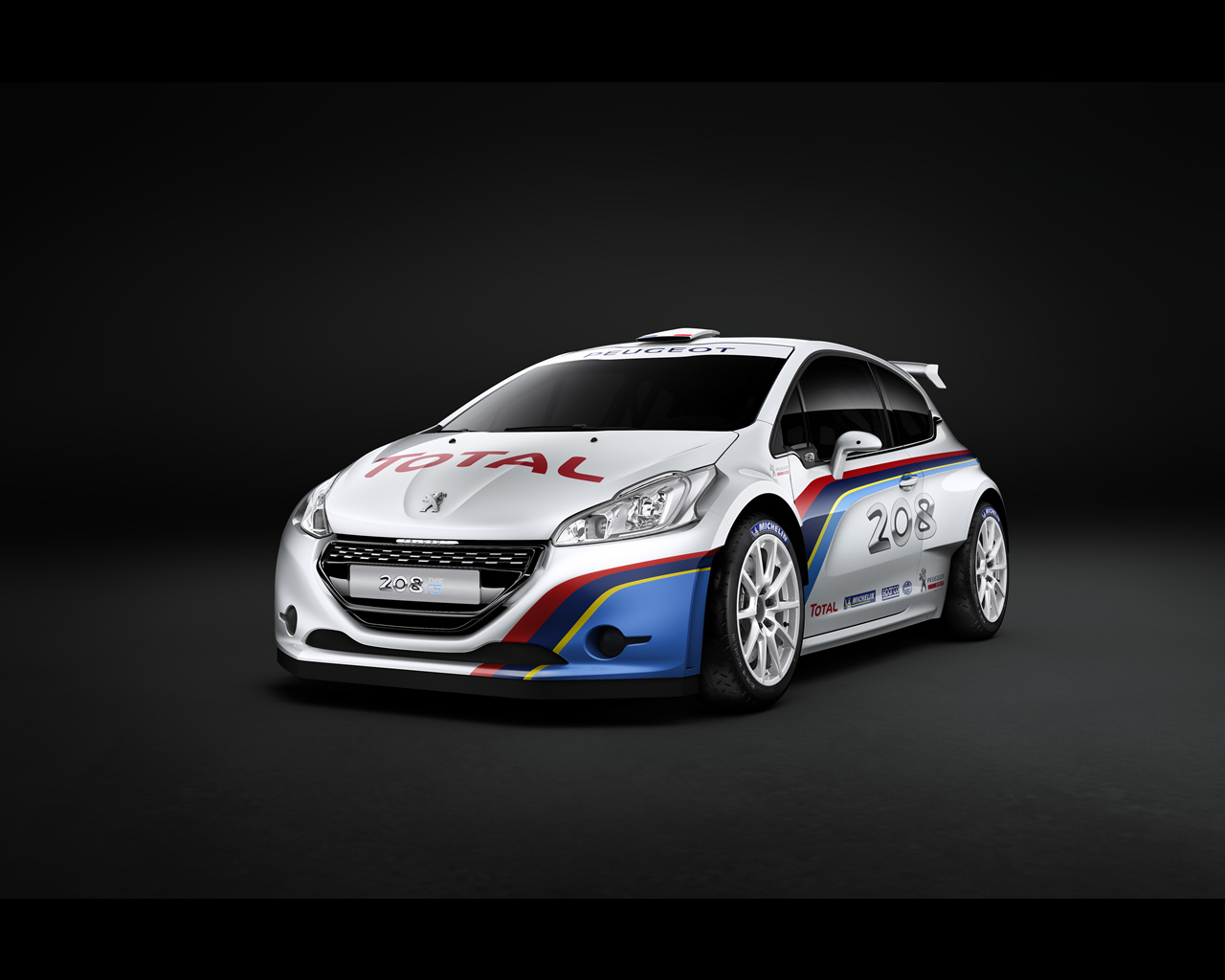 peugeot 208 type r5 rally car for 2013. Black Bedroom Furniture Sets. Home Design Ideas
