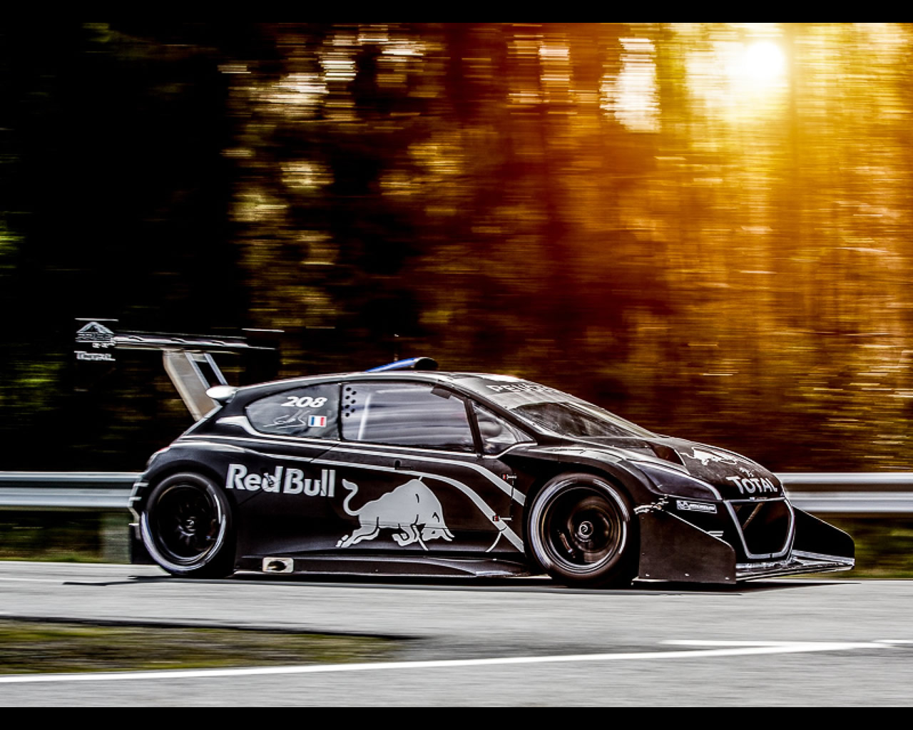peugeot 208 t16 pikes peak 2013. Black Bedroom Furniture Sets. Home Design Ideas