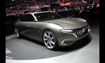 Hybrid Kinetic H600 Range Extender Electric Sedan 2017 by Pininfarina