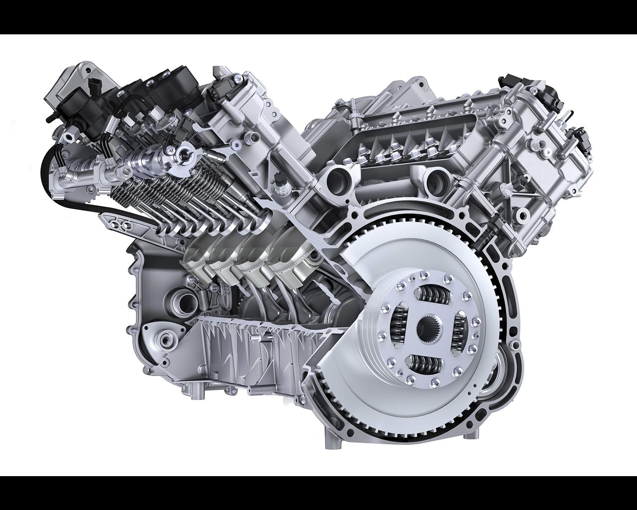 porsche plug in hybrid 918 spyder 2013 - Porsche 918 Spyder Engine