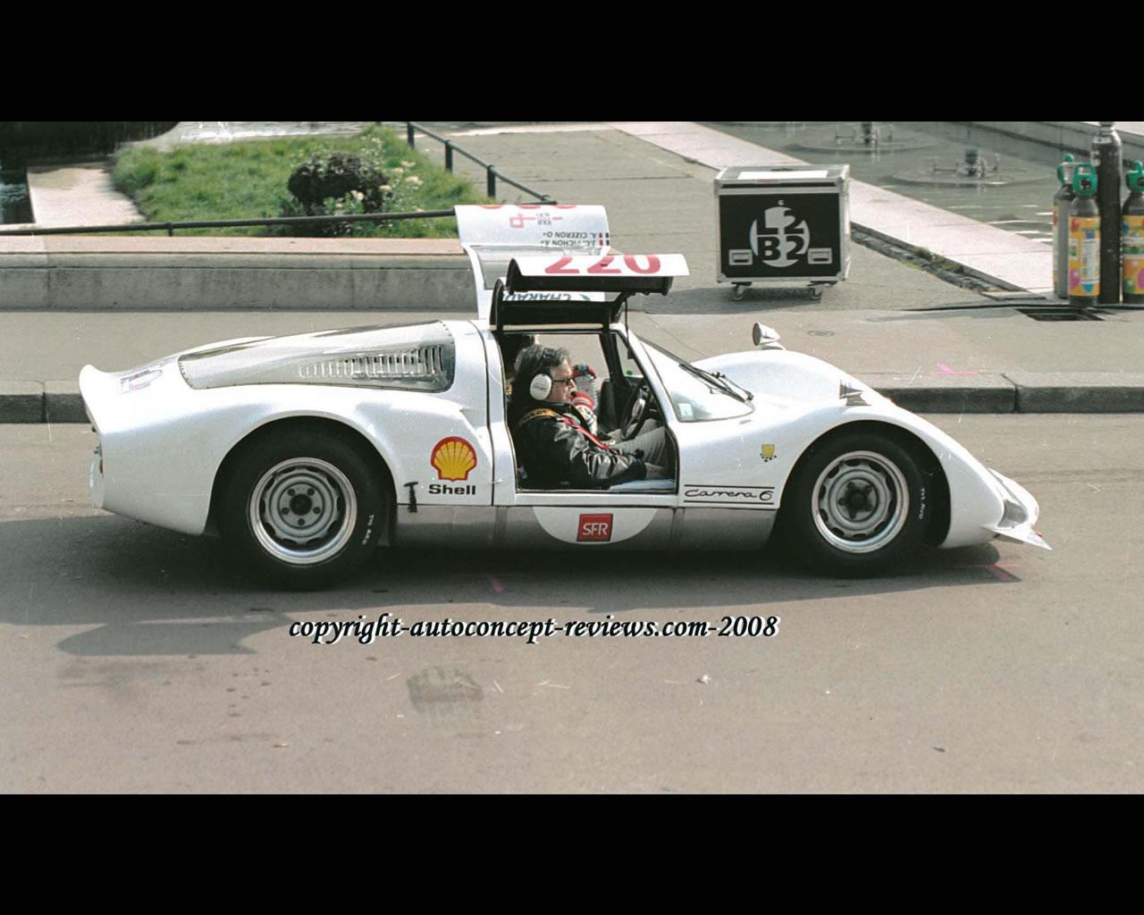 Porsche 906 Or Carrera 6