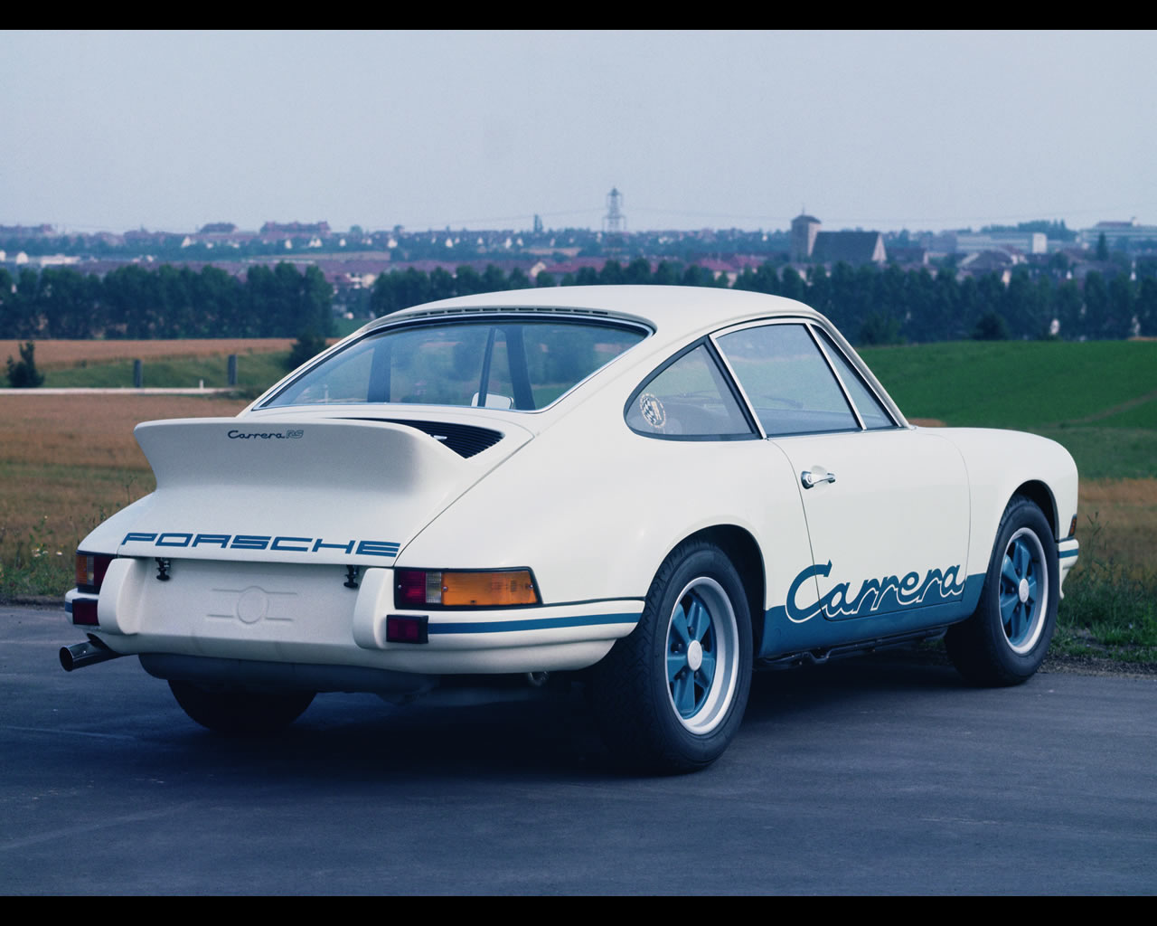 Porsche 911 Rs 2 7 Or Carrera Rs 1973