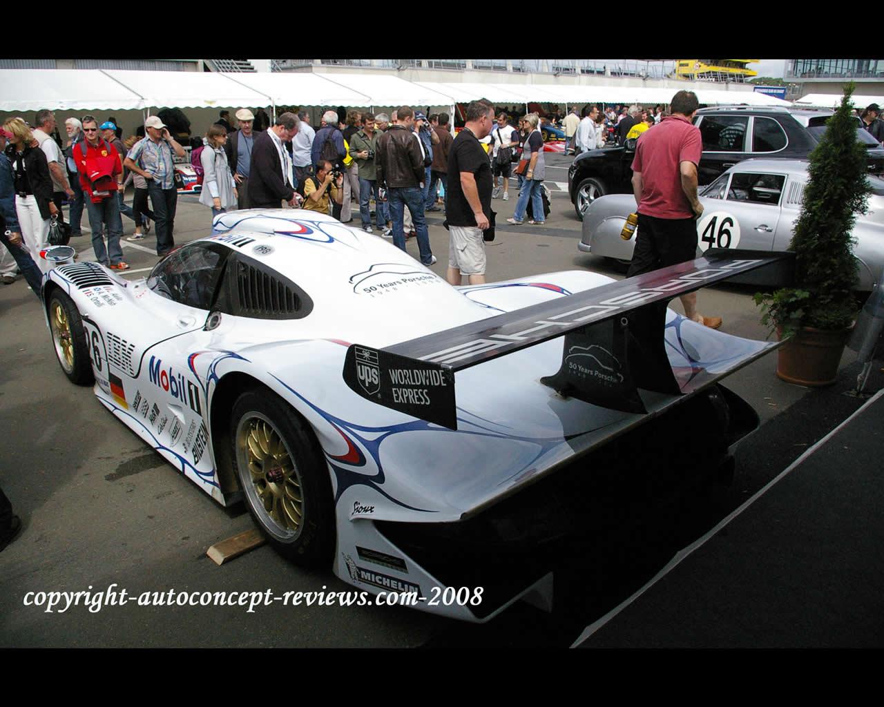 porsche 911 gt1 racing coup 1996 1998. Black Bedroom Furniture Sets. Home Design Ideas