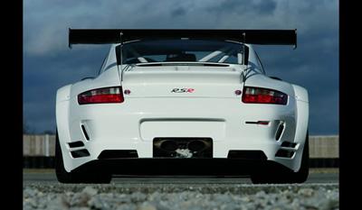 Porsche 911 Gt3 Rsr 997 2008