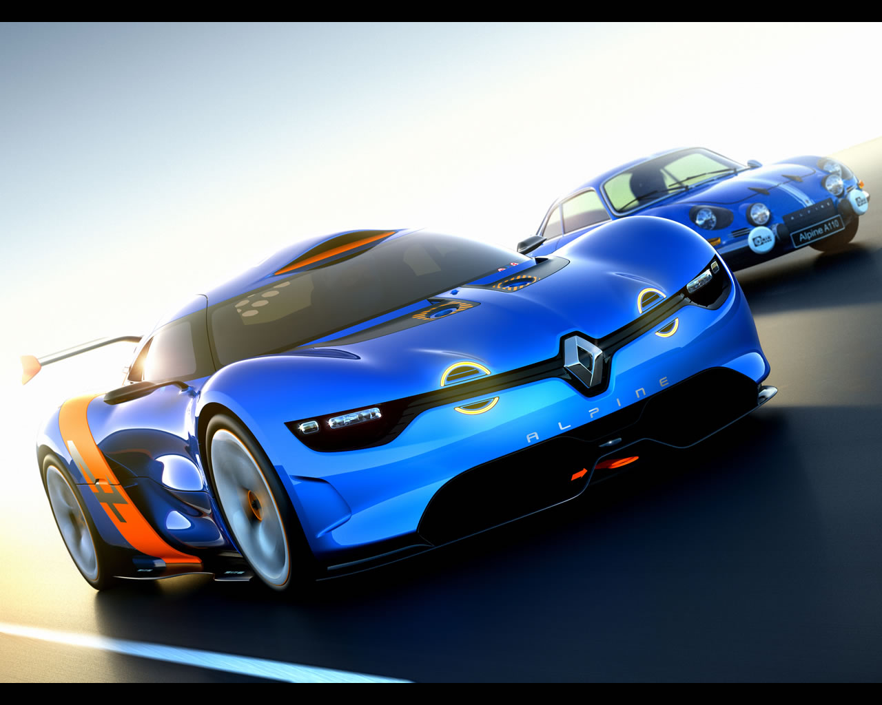 renault alpine a110 50 concept 2012 50 years anniversary of alpine a110 1962. Black Bedroom Furniture Sets. Home Design Ideas