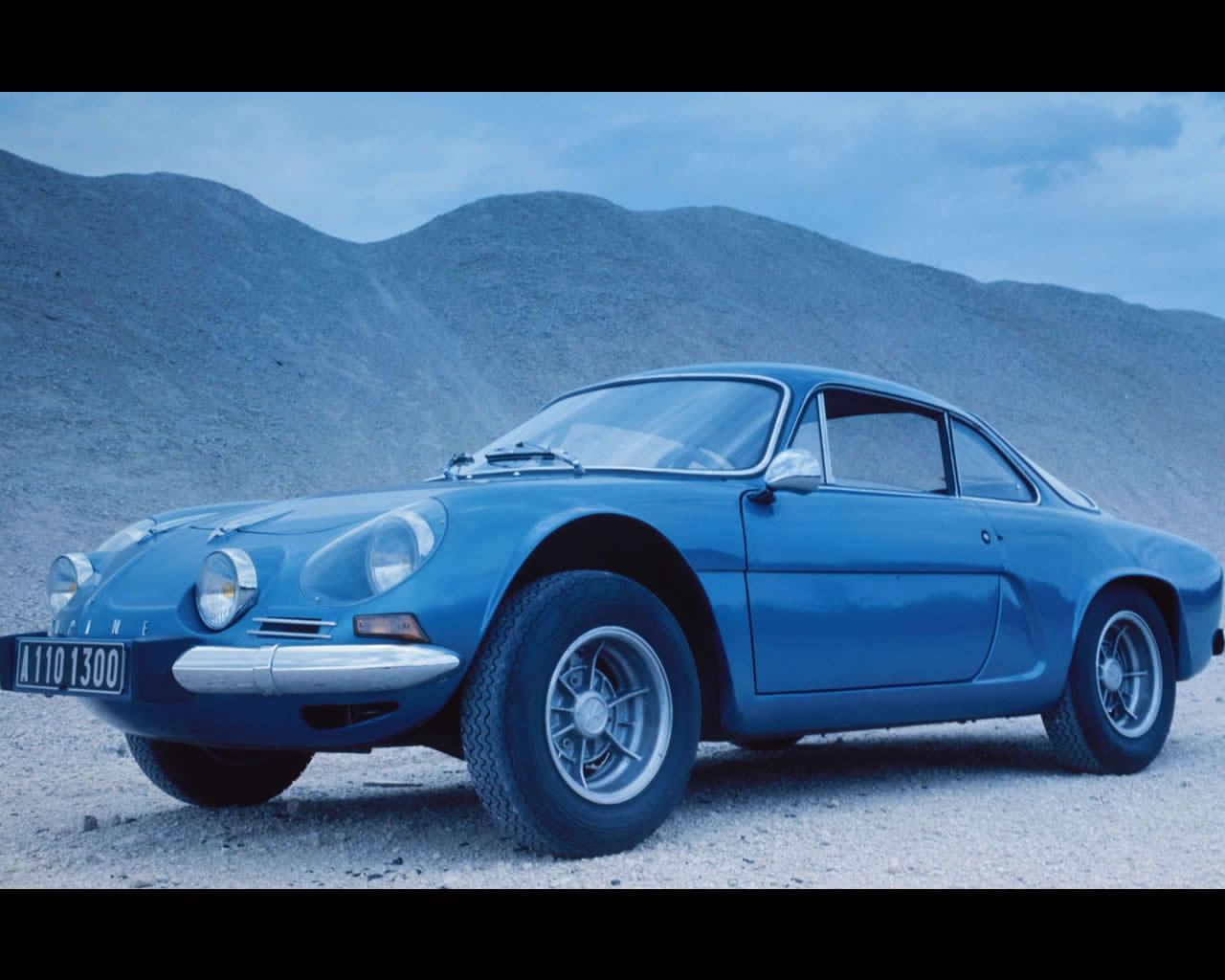 1962 renault alpine a110 - photo #3