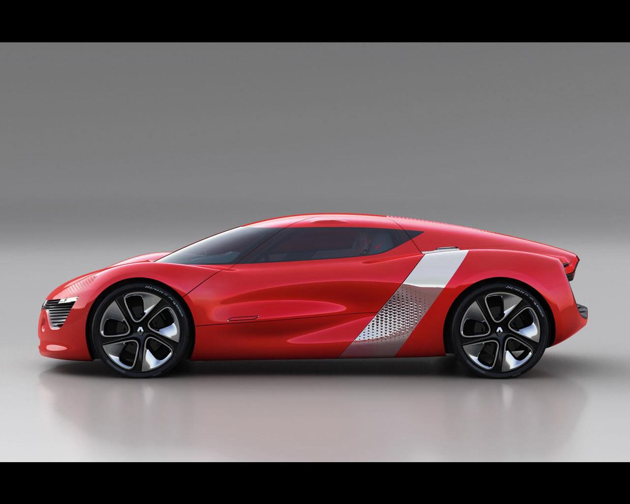 renault dezir electric car concept 2010. Black Bedroom Furniture Sets. Home Design Ideas