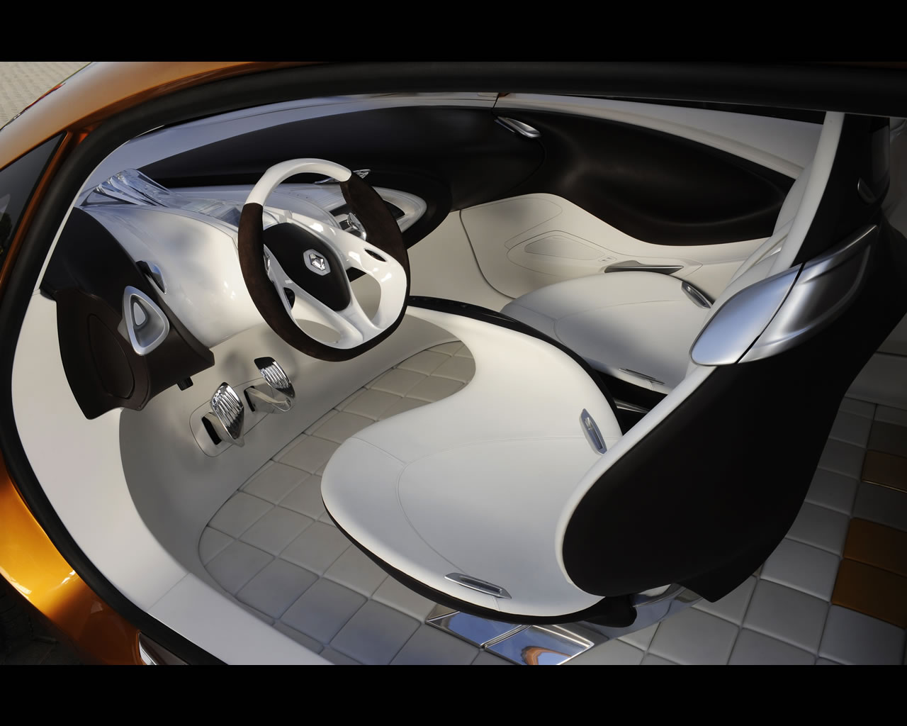 Renault R-SPACE Concept 2011