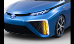 Toyota FCV Hydrogen Fuel Cell Electric Concept 2014