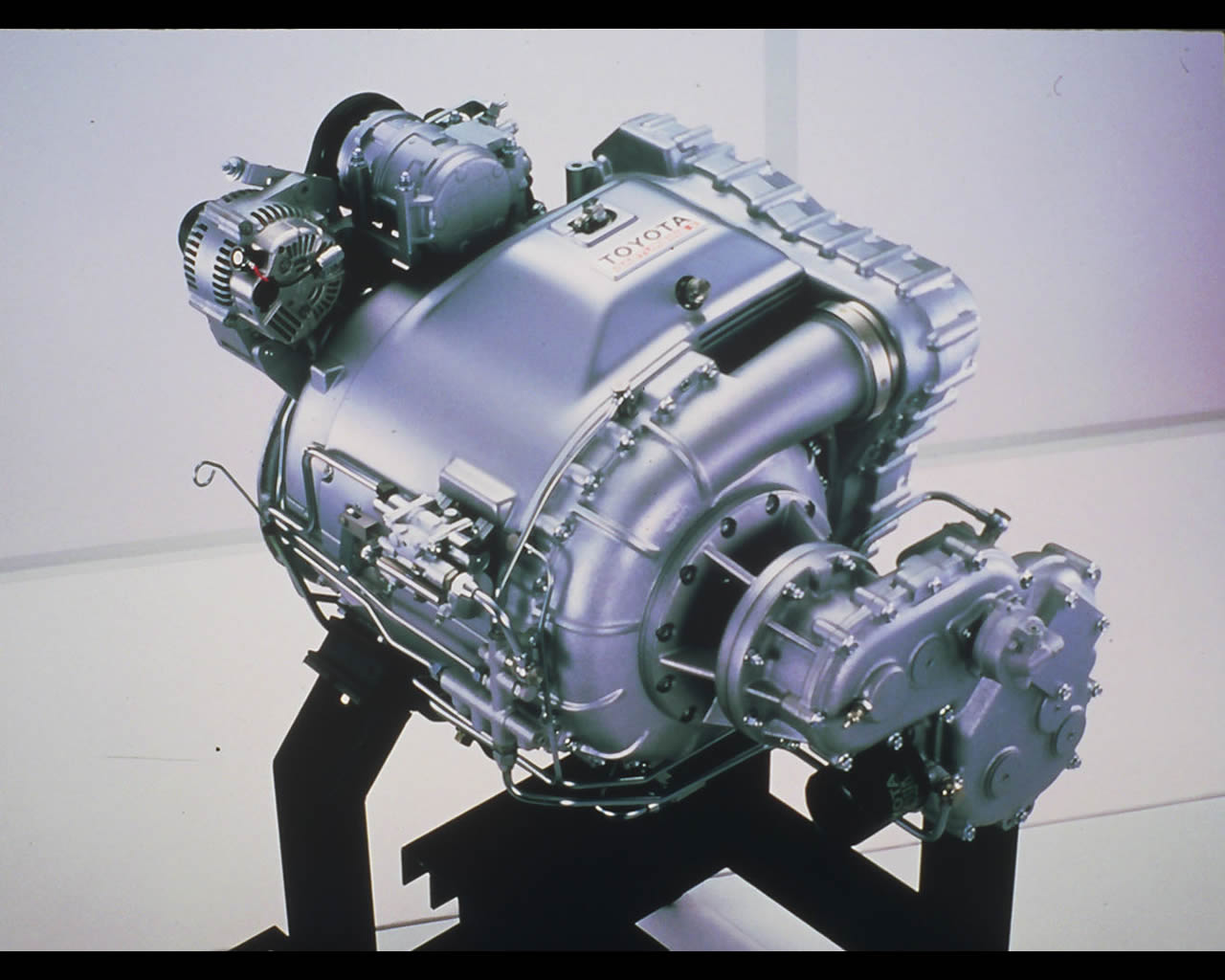 Toyota Gtv Gas Turbine Vehicle 1987