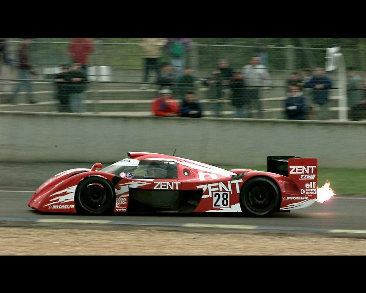 "Drive Time Used Cars >> Toyota GT One - TS020 - 1998-1999 ""LM, Le Mans"""