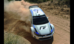 Volkswagen Polo R WRC Rallye and Street Concept 2012