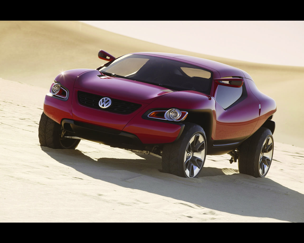 Off Road Coupe Volkswa...