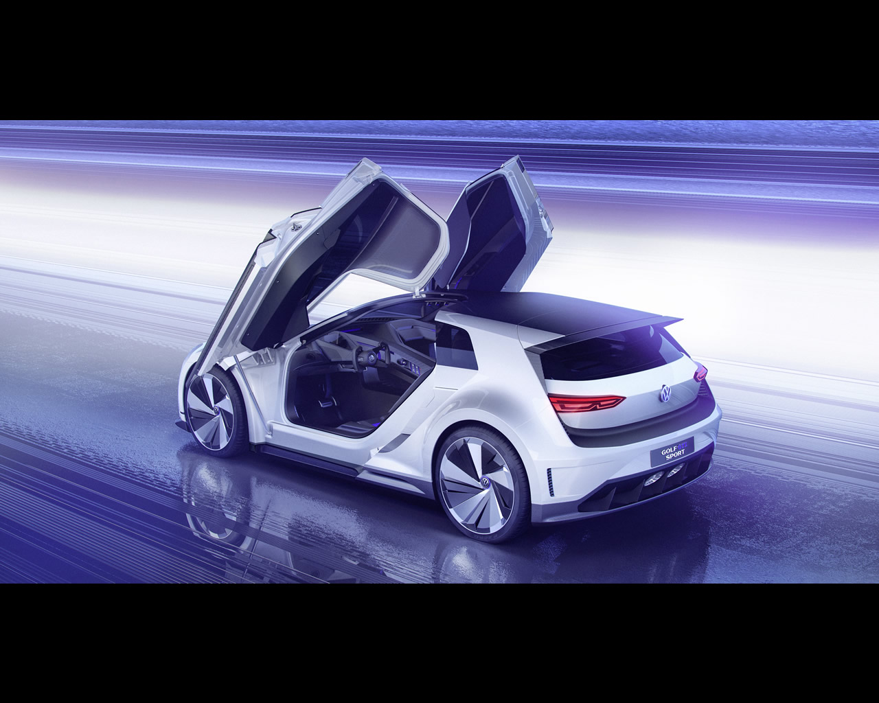volkswagen golf gte sport plug in hybrid 2015. Black Bedroom Furniture Sets. Home Design Ideas