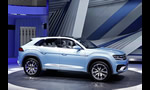 Volkswagen Plug-in Hybrid Cross Coupe GTE Concept 2015