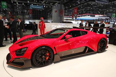 Geneva International Motor Show 2018 Autoconcept Reviews Com