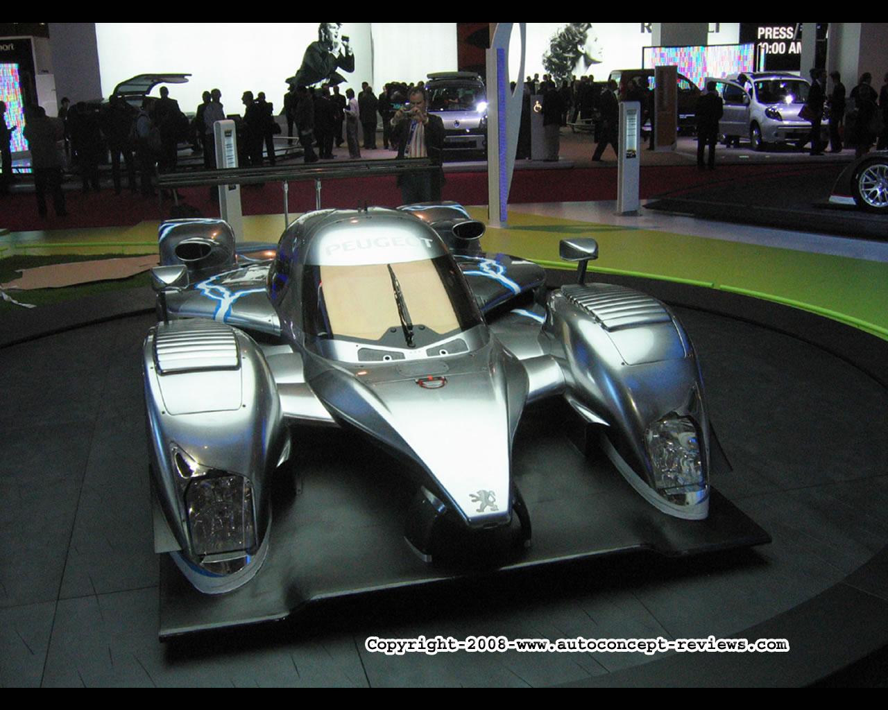 Paris Motor Show 2008 Autoconcept