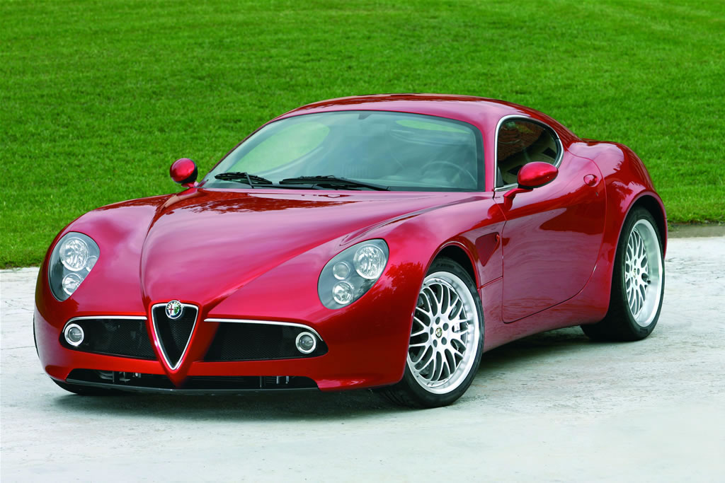 alfa romeo 8c. Black Bedroom Furniture Sets. Home Design Ideas