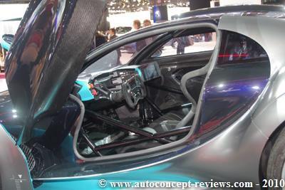Electric and Hybrid Vehicles - Paris 2010, Mondial de L'Automobile ...